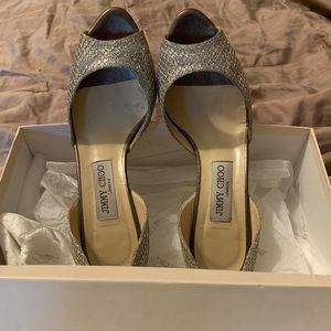 Jimmy Choo London - Wedding Shoes 💍 Worn Once